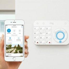 Smart Home Alarm System