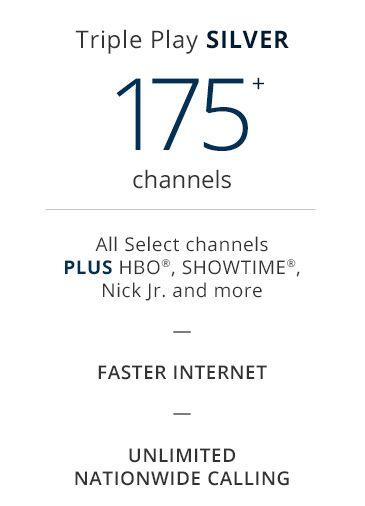 175 Channels by Spectrum